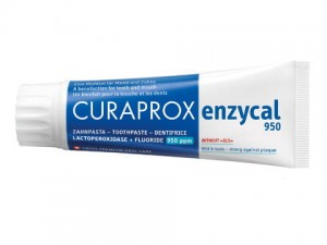 CURAPROX Enzycal 950ppm /pasta do zębów 75ml./